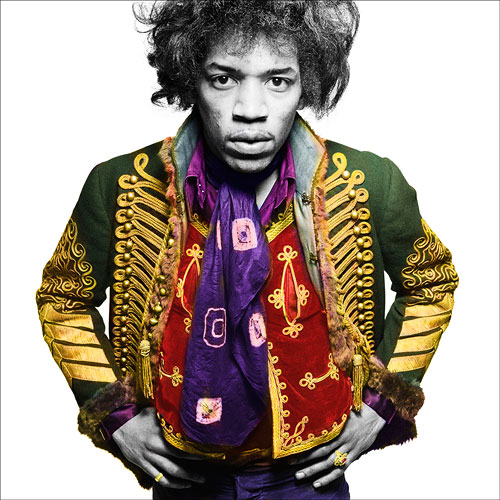Foto Gered Mankowitz, Jimi Hendrix, London, 1967