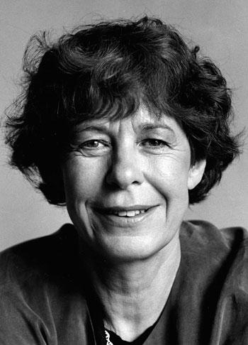 Portrait Barbara Klemm