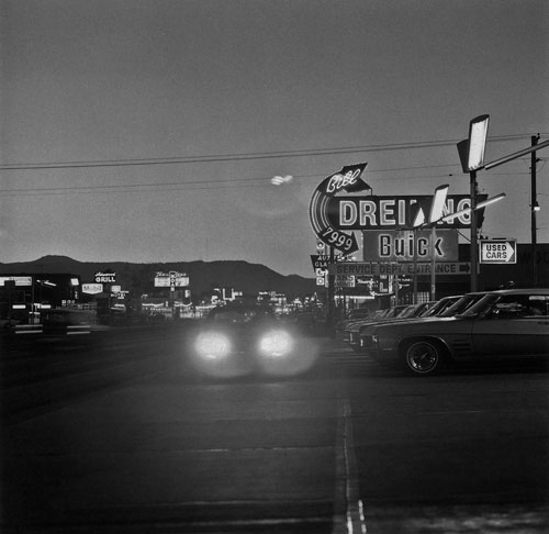 Foto Robert Adams, Lakewood, Colorado, The New West, 1968-1971
