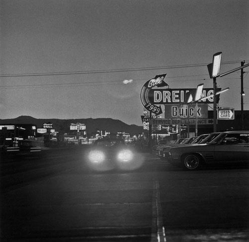 Foto Robert Adams, Lakewood, Colorado, The New West, 1968-1971