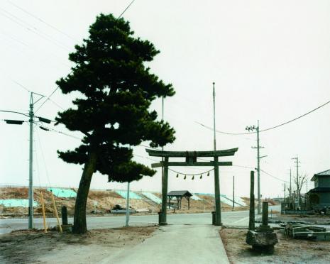 Foto Hans-Christian Schink, Watari, Kawaguchi Shrine, Miyagi Prefecture, 2012