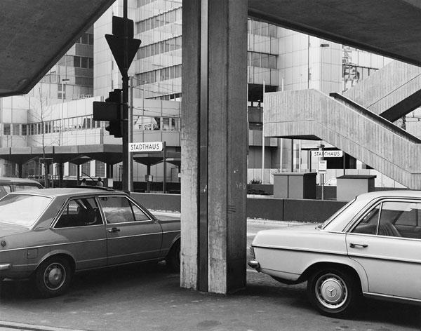 Foto Wilhelm Schürmann, Stadthaus, Bonn, 1979