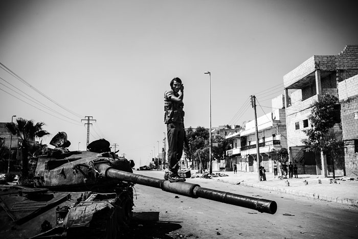 Foto Pascal Mora, Syria