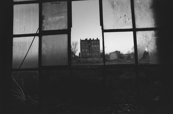 Untitled (Lodz), 2000, © David Lynch