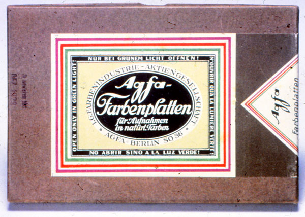 Agfa Farbenplatte