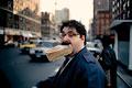 Foto Jeff Mermelstein, Sidewalk, 1995