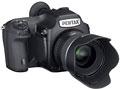 Foto Pentax 645D mit CMOS-Sensor