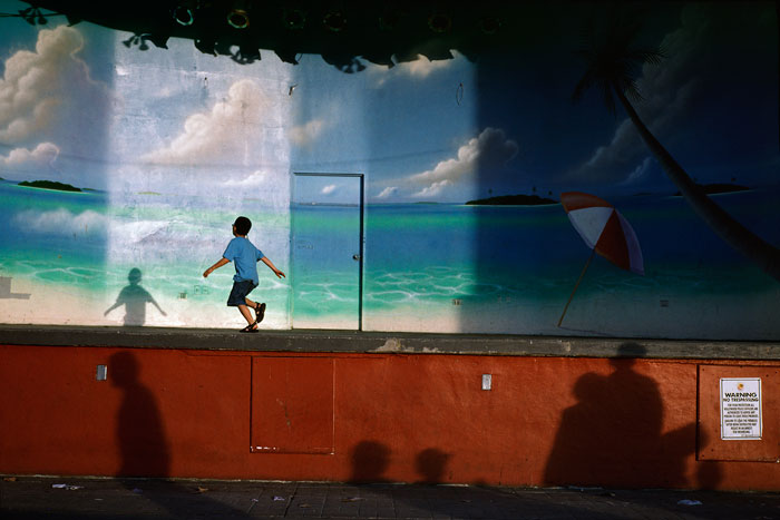 Foto Constantine Manos, 2006