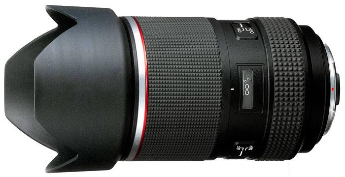Ultra-Weitwinkel-Zoomobjektiv für 645D