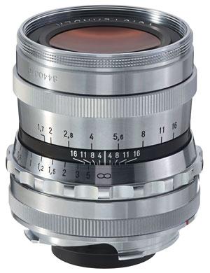 Foto Ultron 1,7/35 mm VM