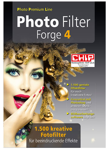 Packung Photo Filter Forge 4