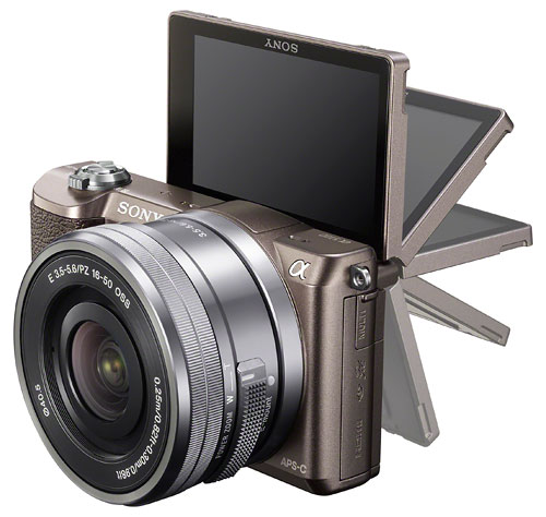 Foto Sony alpha 5100
