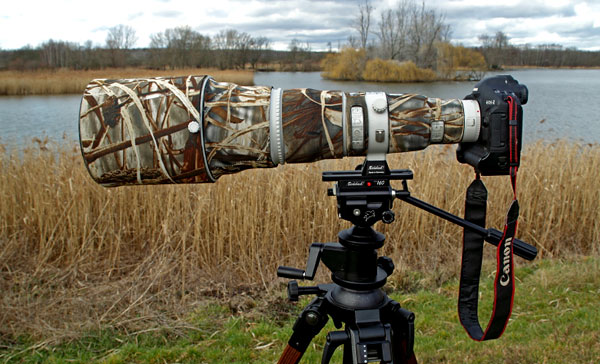 Foto Canon-Tele-Adapter von Berlebach