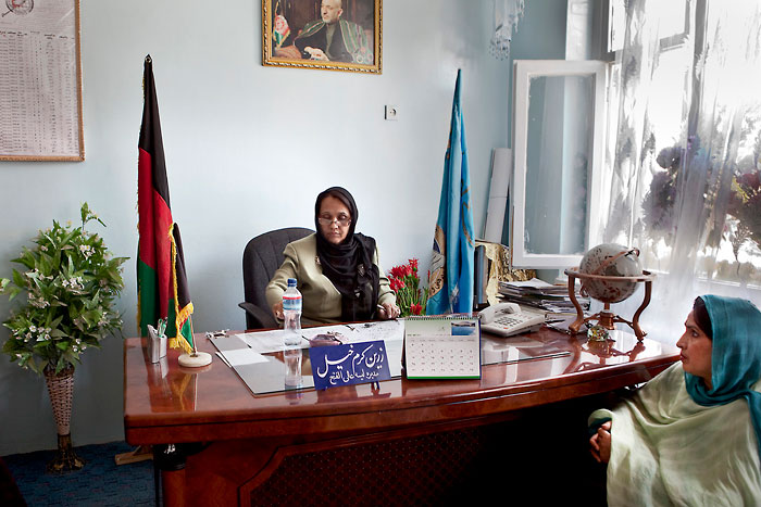 Foto: Lela Ahmadzai (Deutschland/Afghanistan), Strangers at Home