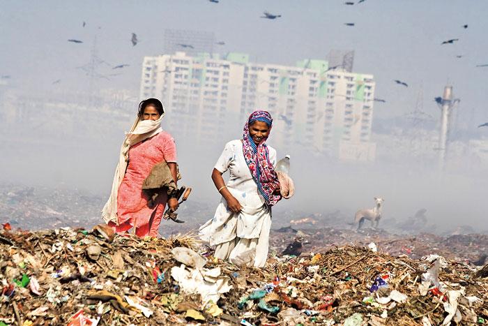 Foto Enrico Fabian (Deutschland/Indien), Tracing Waste