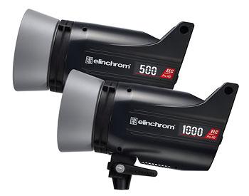 Foto ELC Pro-HD 500 & 1000