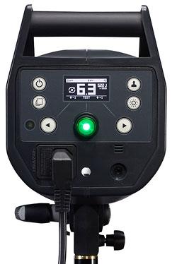 Foto der Rückseite von ELC Pro-HD 500 & 1000
