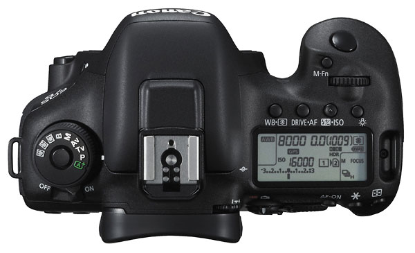 Foto EOS 7D Mark II