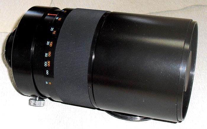 Foto Elicar-Spiegellinsenobjektiv 11/1000mm