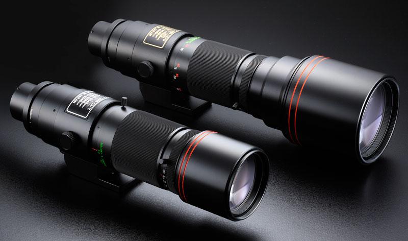 Foto Elicar 10/600mm und 19/800mm