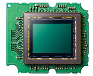 Foto vom GH4-Sensor
