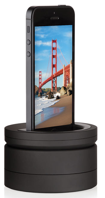 Foto Galileo iPhone-Dock