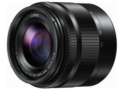 Foto Lumix G Vario 4,0-5,6/35-100 mm ASPH./O.I.S.