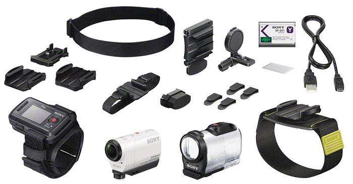Action Cam Mini: Sony HDR-AZ1 | photoscala