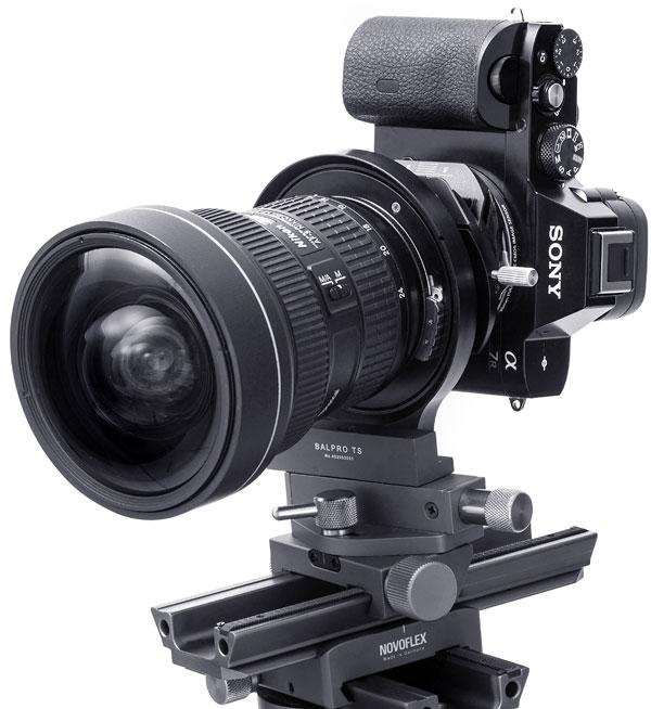 Foto HCam Master TS 14-24 mm