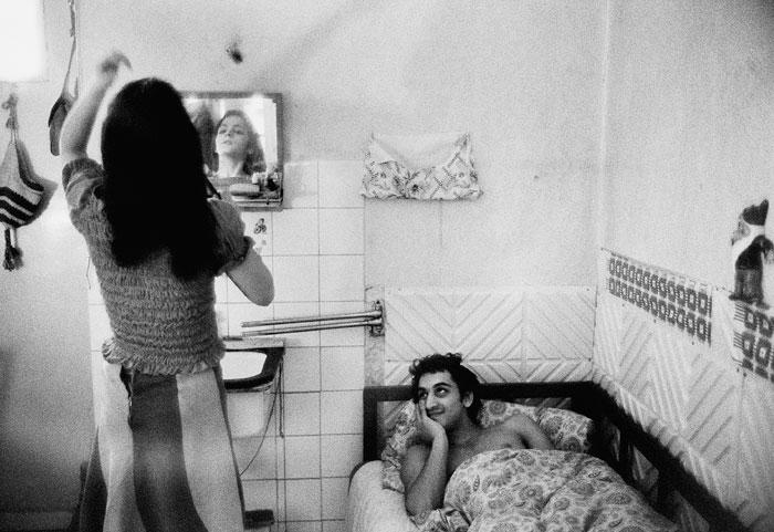 Foto Iren Stehli, Aus der Serie «Libuna», Prag, 1977