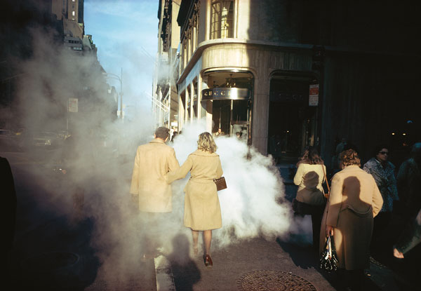 Foto Joel Meyerowitz, New York City, 1975