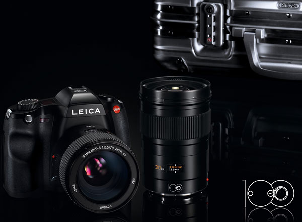 Foto Leica S Edition 100