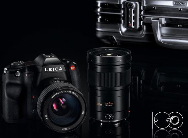 Foto Leica S Edition 100