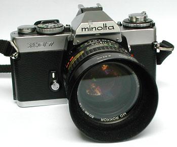 Minolta XD-7