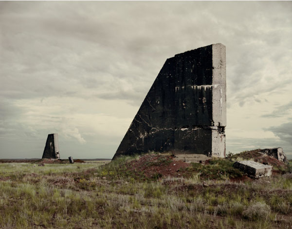 Foto Nadav Kander, The Polygon Nuclear Test Site I