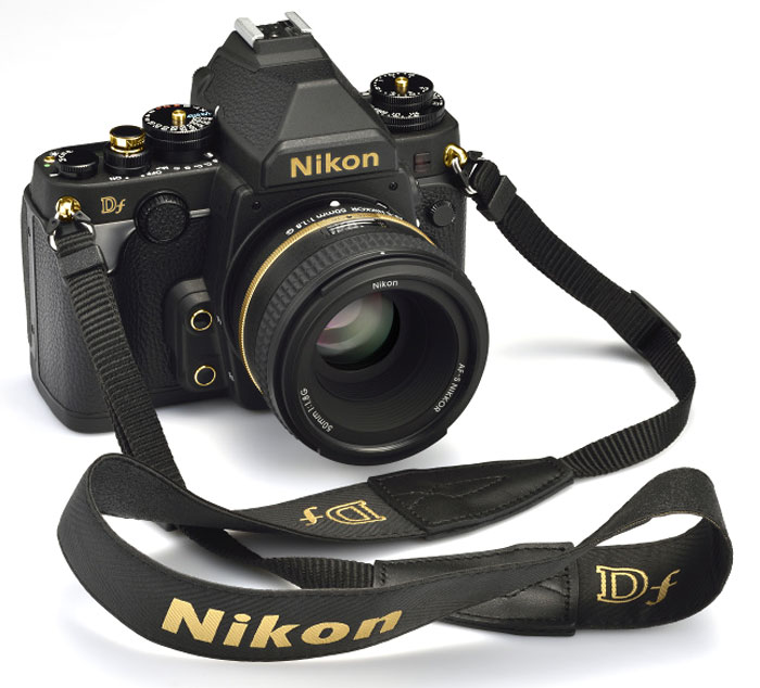 Foto Nikon Df Gold Edition