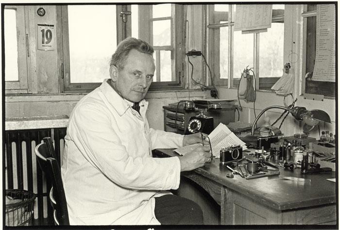 Foto Oskar Barnack