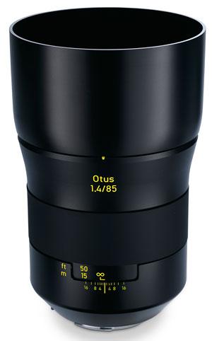 Foto Zeiss Otus 1,4/85 mm Apo-Planar
