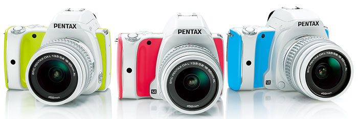 Foto Pentax K-S1 - Sweets Collection