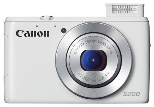 Foto PowerShot S200