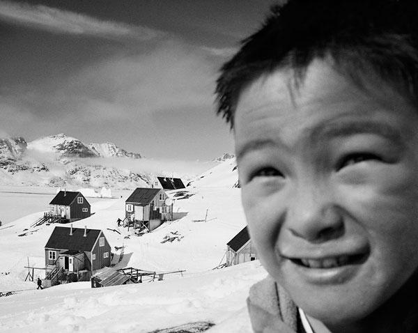 Foto RAX, Sermiligaaq, Ost Grönland