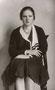 Foto August Sander, Photographin, um 1926