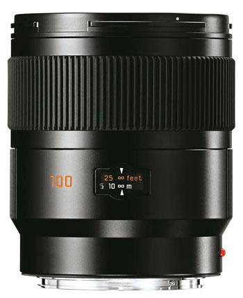 Foto Leica Summicron-S 1:2/100 mm ASPH.