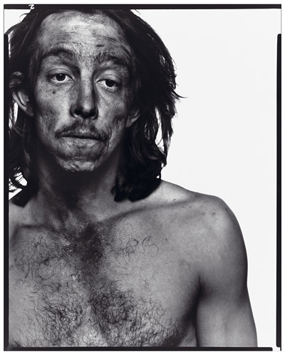 Foto Richard Avedon, Hansel Nicholas Burum