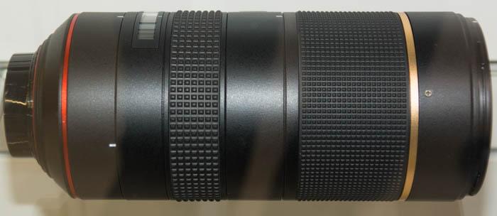 Pentax-Telezoom-Prototyp