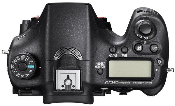 Foto Sony alpha 77 II