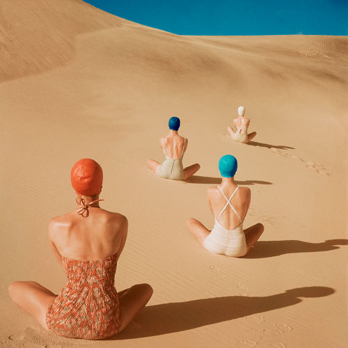 Foto Clifford Coffin, American Vogue, Juni 1949
