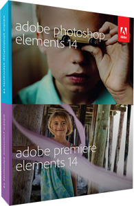 Photoshop Elements 14 und Premiere Elements 14