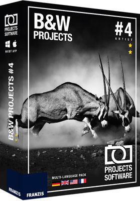 Cover: Black & White projects 4