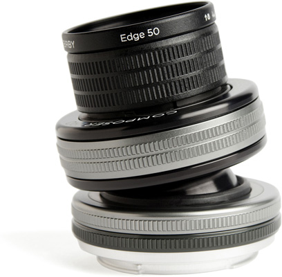 Lensbaby: Composer Pro II
